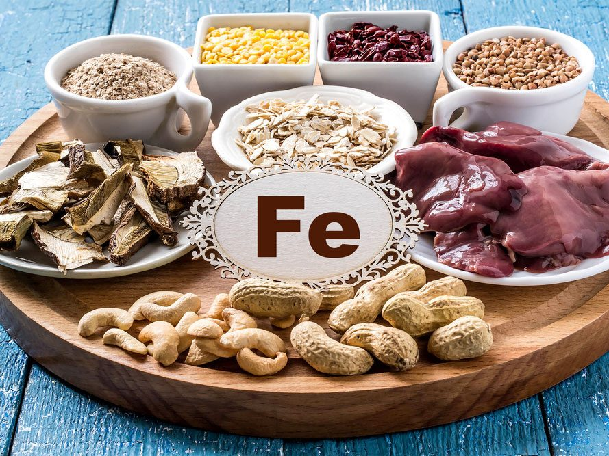 5 aliments pour augmenter votre niveau d 39 nergie - Aliments riches en fer ...
