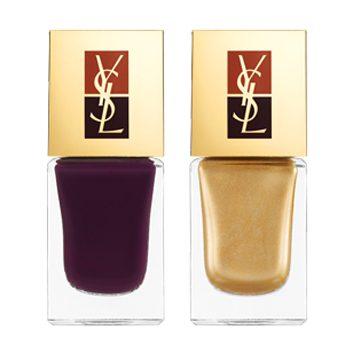 1. Duo de vernis à ongles Manucure Couture de YSL