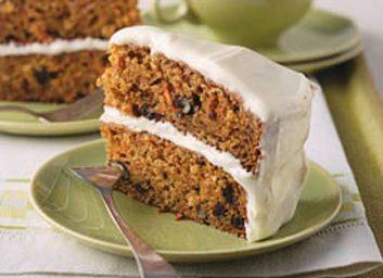 3. Gâteau aux carottes