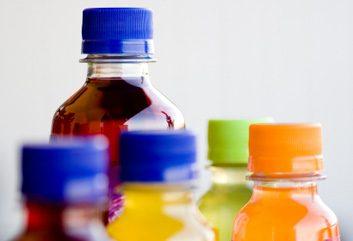 Mauvais: les boissons sucrées