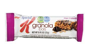 Barre granola de Special K