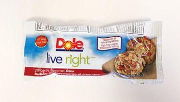 Bouchées Live right de Dole