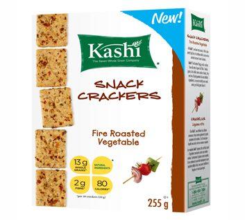 Craquelins Légumes rôtis de Kashi