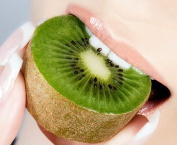 Consommer un kiwi chaque matin