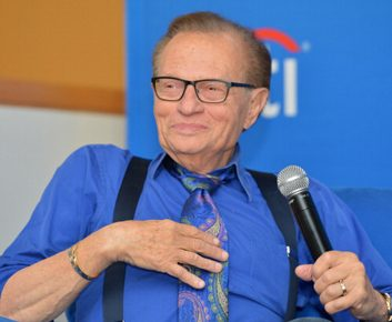 4. Larry King