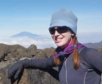 Lisa Kadane, 42 ans; Calgary, Alberta
