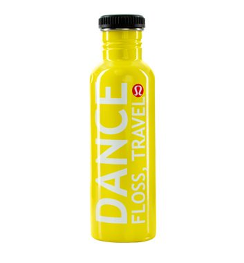 Lululemon Simply Stainless Bottle