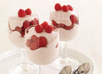 5. Un dessert léger
