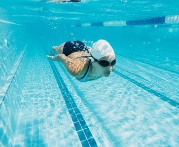 La natation: un excellent moyen de se mettre en forme