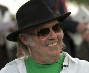 6. Neil Young