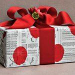 DIY: 4 emballages cadeaux