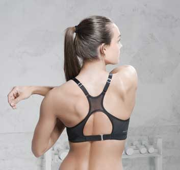 1. Brassière sport Victory Adjust de Nike