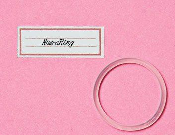 L'anneau vaginal Nuva Ring