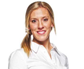 Hockey féminin : Meghan Agosta-Marciano