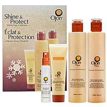 Éclat et protection Collection Hiver 4 produits de Ojon