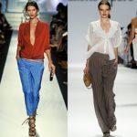 Comment porter les pantalons ce printemps