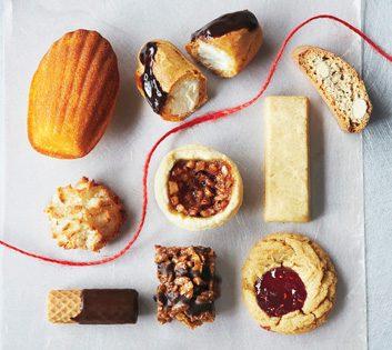 Le plateau de sucreries