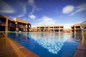 Destination: Red Mountain Resort, St. George, Utah