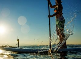 Stand Up Paddle board pour les nulles