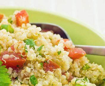 Concocter un plat végétarien facile