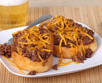 5. Sloppy Joe sur biscuits
