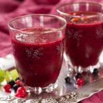 5 smoothies d'hiver de moins de 120 calories