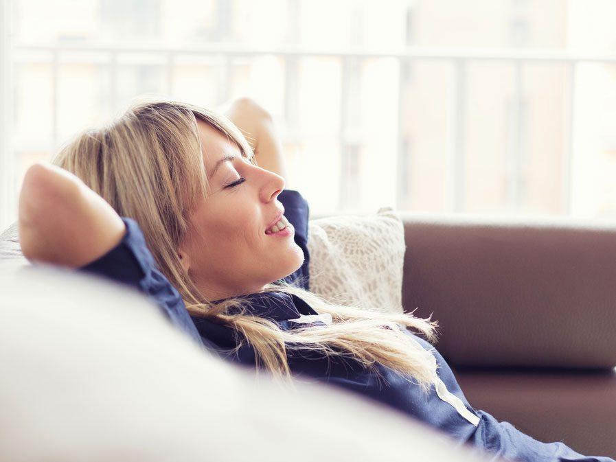 Astuce pour réduire son stress : Ne faites rien!