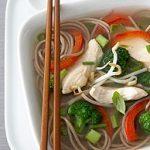 Soupe vietnamienne aux nouilles