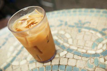 Un café avec votre gouter post entraînement