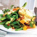 4 salades d'été fraîches et saines
