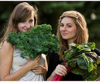 Ariane et Marie-Noël, vertetfruite.com