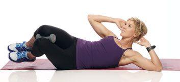 6. Rotation des hanches et roulé des épaules