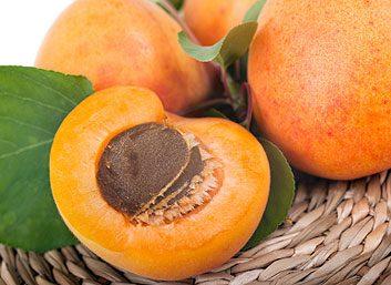 2. Les abricots