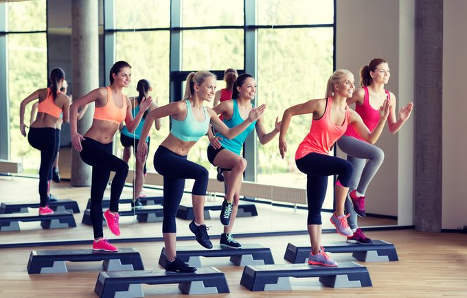 L'aérobique un fortifiant pour le coeur et les muscles