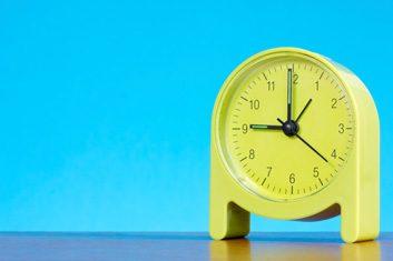 7. Déterminez le temps libre dont vous avez besoin