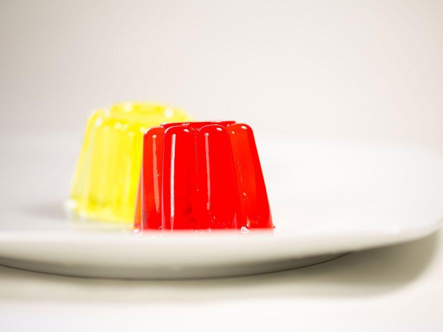 Collation à moins de 100 calories : jello sans sucre