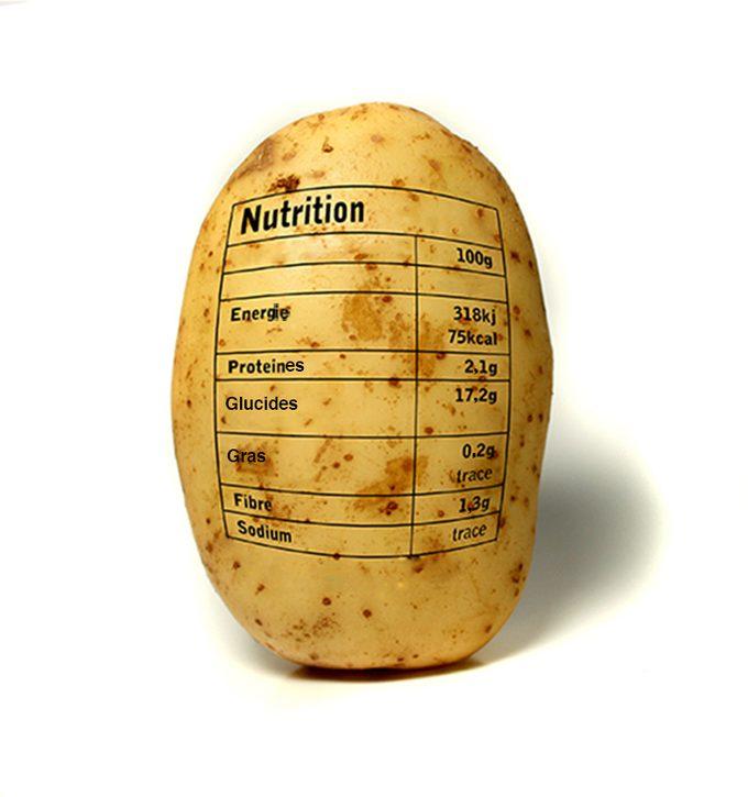 Démasquer les aliments sans étiquetage nutritionnel