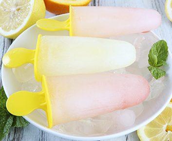 Les sucettes glacées