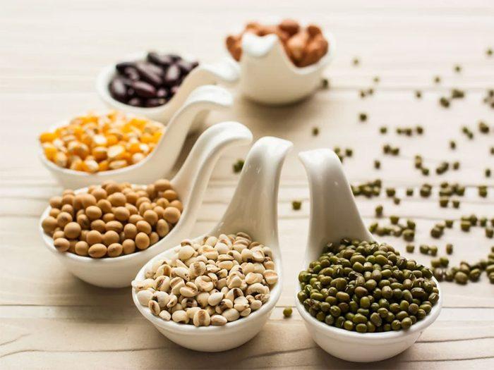 Les glucides complexes font partie des aliments qui donnent de l'énergie.