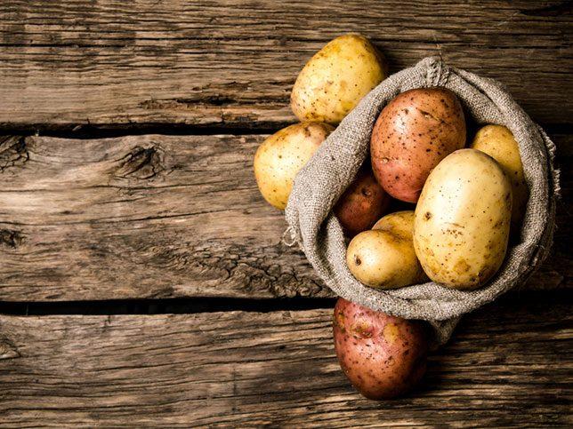 2. Les pommes de terre