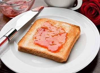 2. Le pain et les céréales