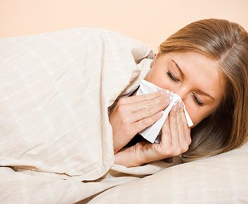 Les allergies peuvent nuire au sommeil