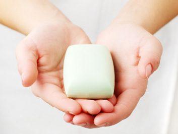 4. L'alun, un déodorant sans parfum