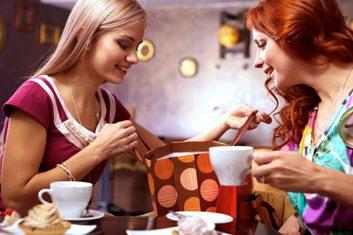 5. Rendez visite à une personne qui vous est chère