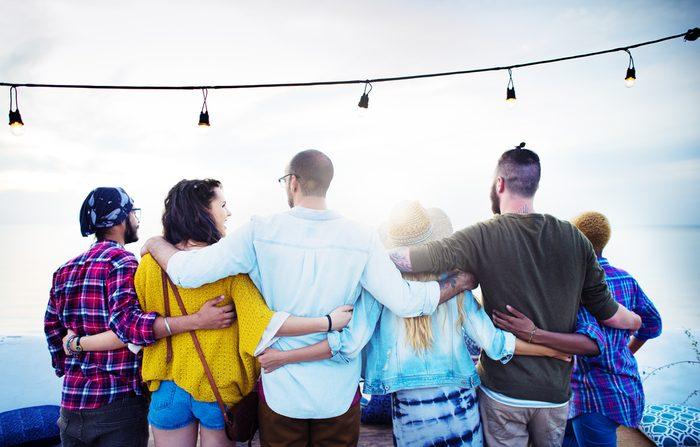 L'importance de l'amitié pour la santé