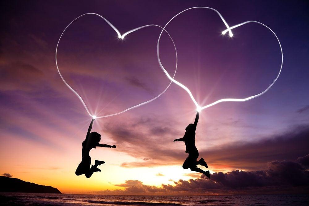 L'amour est tout aussi important pour l'organisme que l'eau