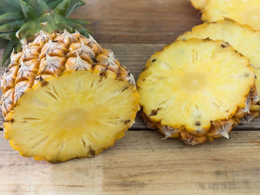 8. Ananas