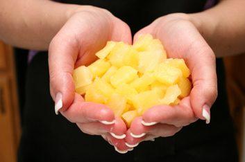 9. Mangez des aliments qui aident le flux digestif