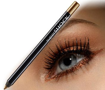 Crayon eye-liner gel SuperSHOCK d'Avon