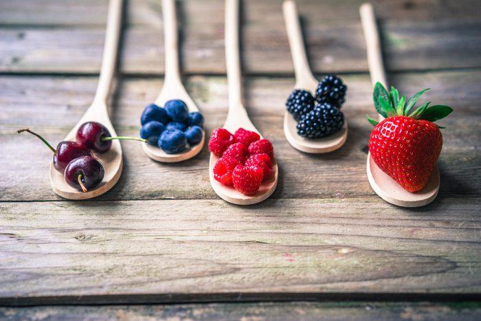 Aliments riches en vitamine C : 1. Les baies